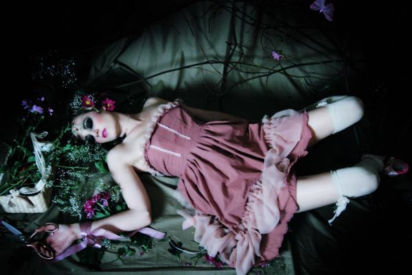 Female model photo shoot of Natanya Waybourne in UK