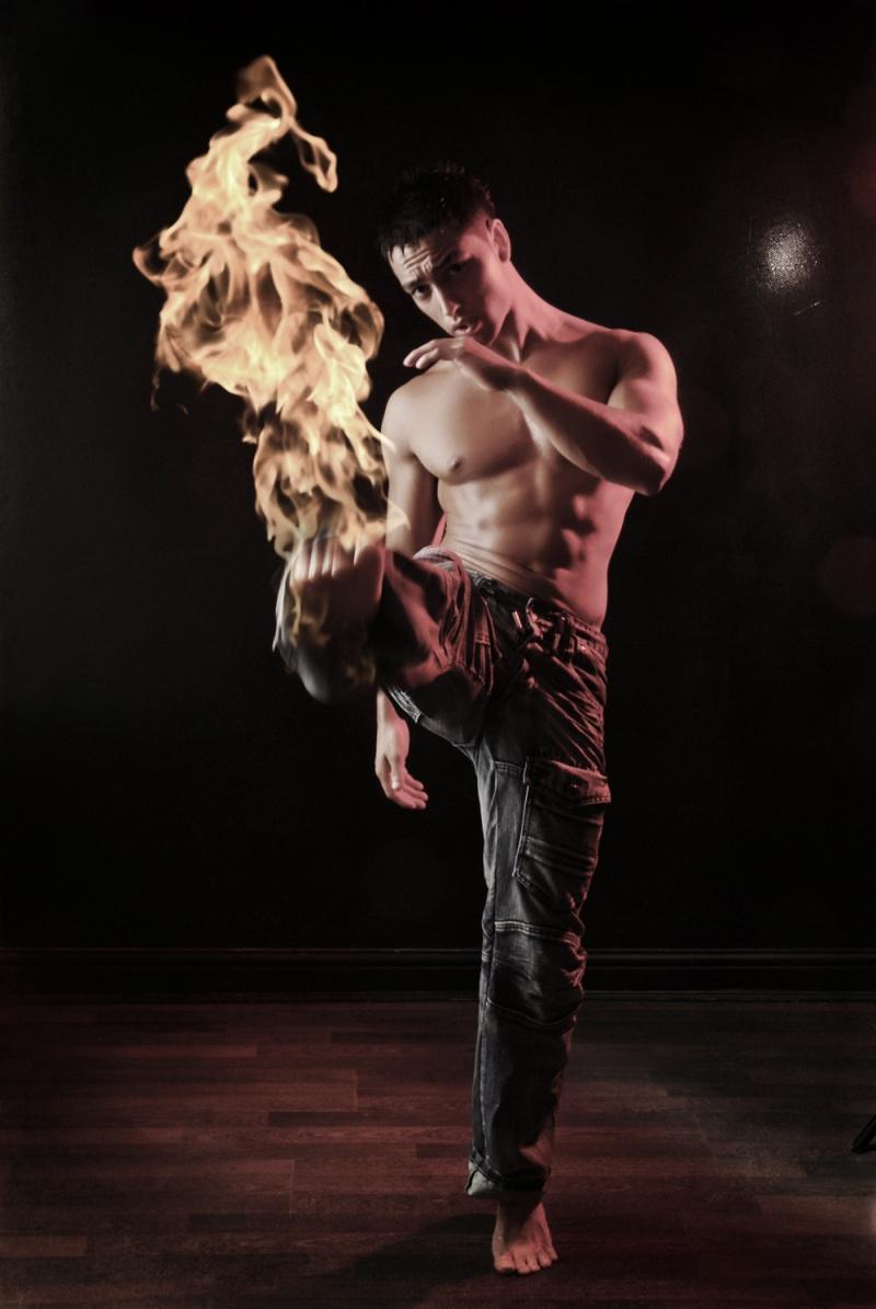 Male model photo shoot of JodyHartleyRetouching