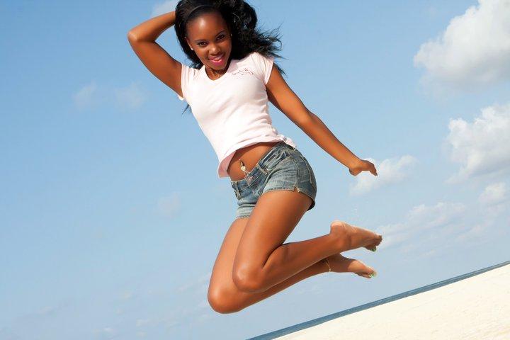 Female model photo shoot of Lasana Lewis