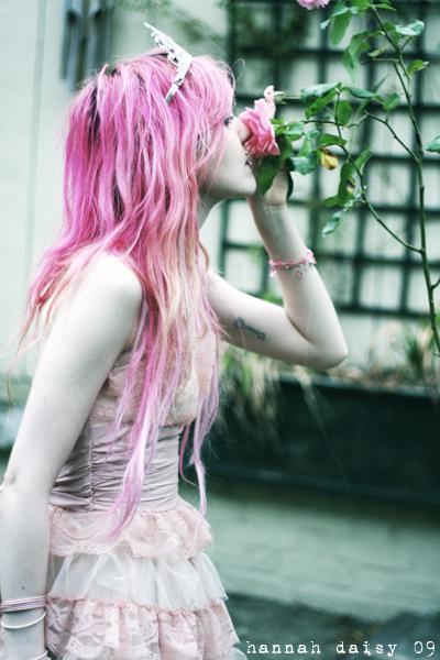 Female model photo shoot of hannah daisy in London