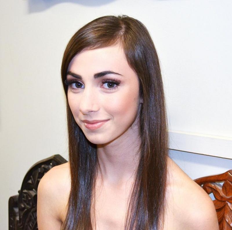 Female model photo shoot of MehnazKhanMake-up