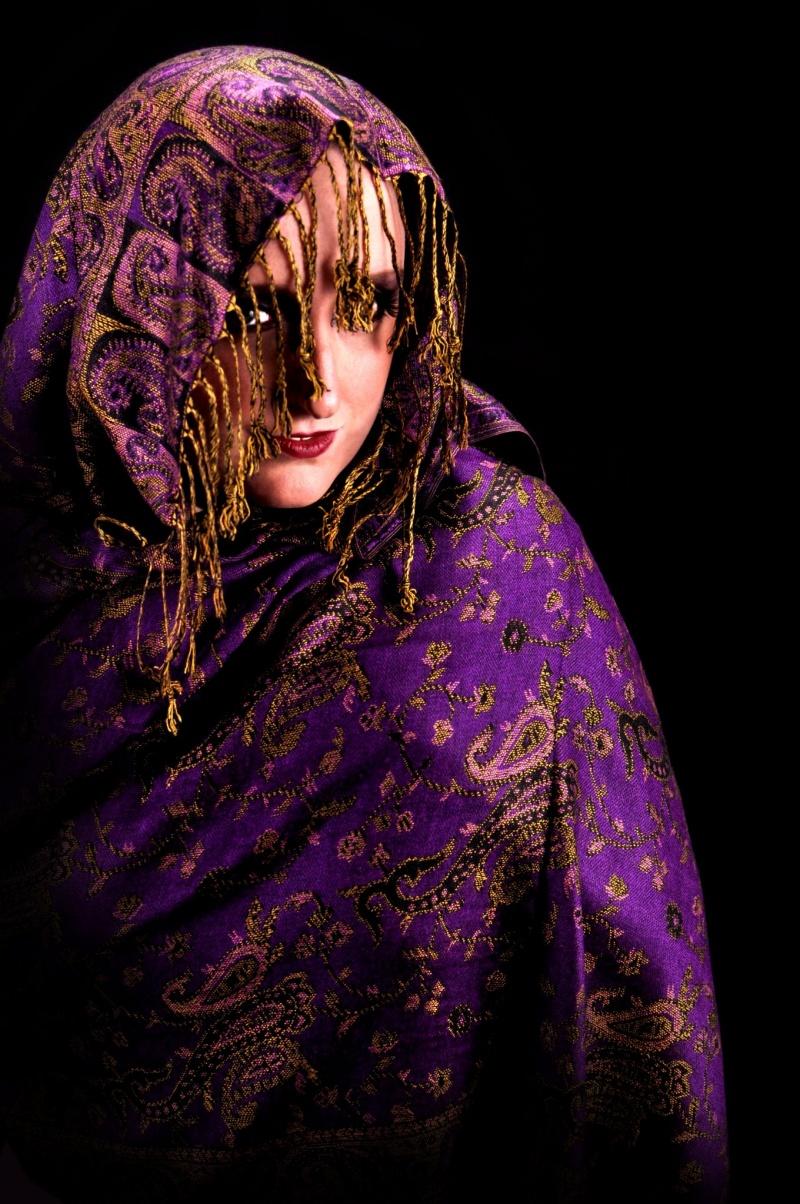 Female model photo shoot of Yenafera by Starke M