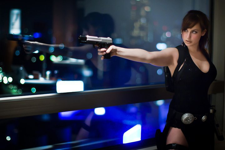 Oct 21, 2011 Lara Croft Cosplay