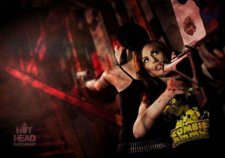 Oct 21, 2011 Zombie Ammo Shoot