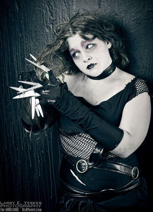 Female model photo shoot of Alyce Antoinette  by Larry E Yerkes
