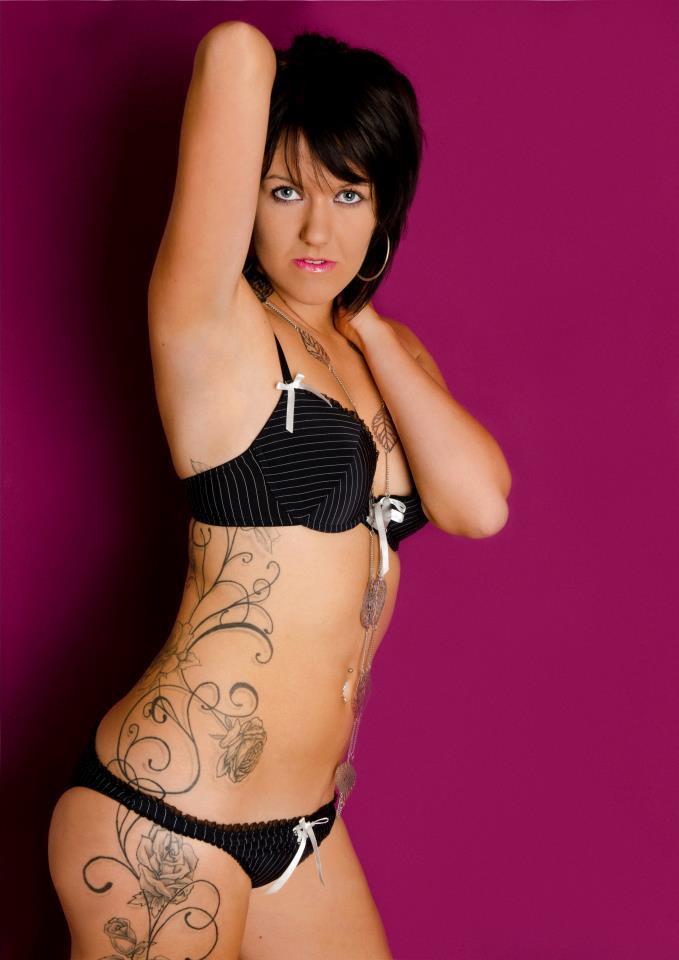 Female model photo shoot of beccabex11
