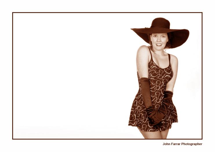 Female model photo shoot of adelecn