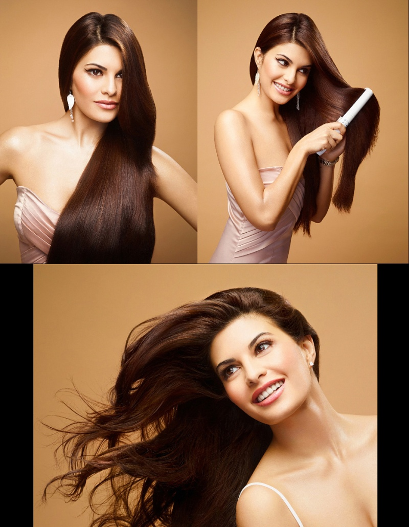 Full story - www.ashishkarora.com/hair.html Oct 24, 2011 Jacqueline Fernandez for Panasonic India
