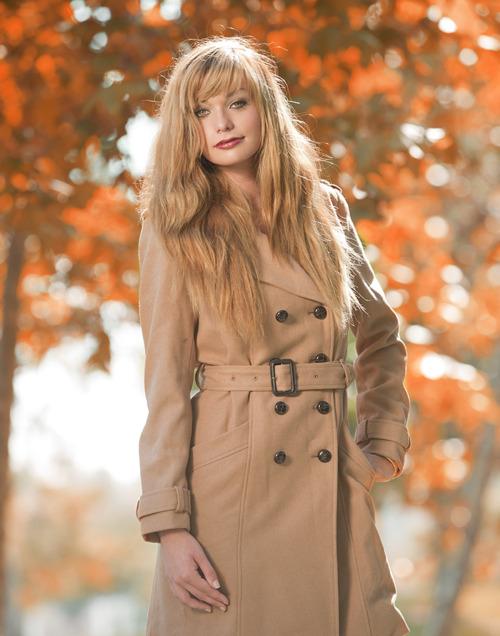 Female model photo shoot of Bella Styling Co