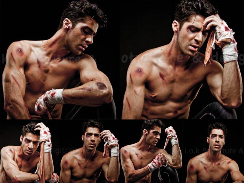 Male model photo shoot of J Pro
