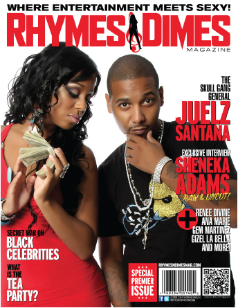 Oct 25, 2011 Rhymes and Dimes Magazine Cover Shoot