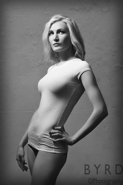 Female model photo shoot of Natalia Ya by Gareth Byrd in Dublin