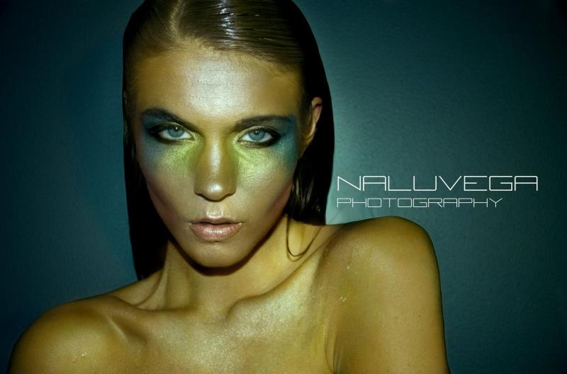 Oct 26, 2011 MUA/Style/Photographer: Naluvega, Model: Shelly Lynn