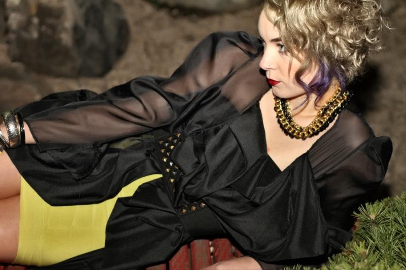 Female model photo shoot of MissChristianLeigh in Mendel Art Gallery