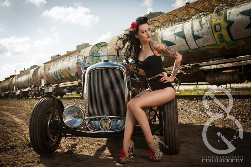 Oct 31, 2011 Elizabeth Grinter Photography Little Deuce Roadster!