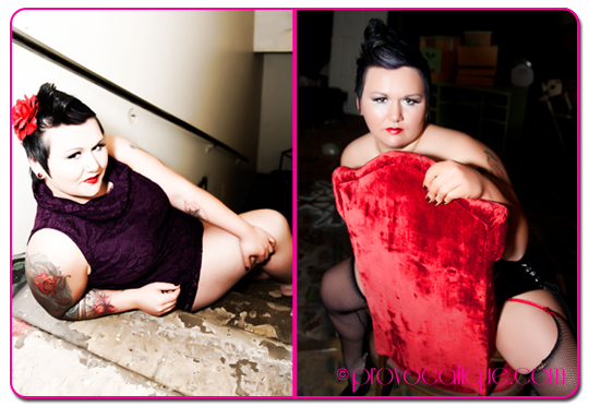 Female model photo shoot of Le Provocateur in Columbus Ohio