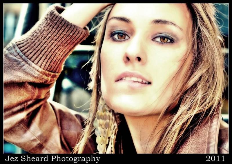 Female model photo shoot of GieGie