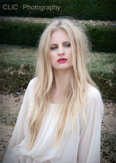 Female model photo shoot of Kelly-J by David Clic Photography