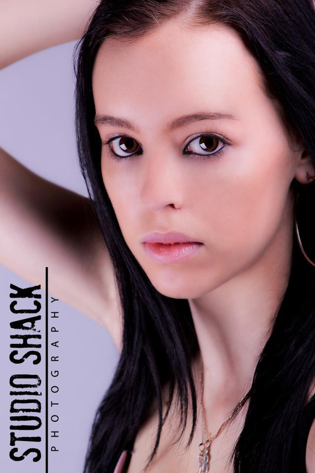 Female model photo shoot of Brooke Terrell in Studio Shack, retouched by 4ever_images