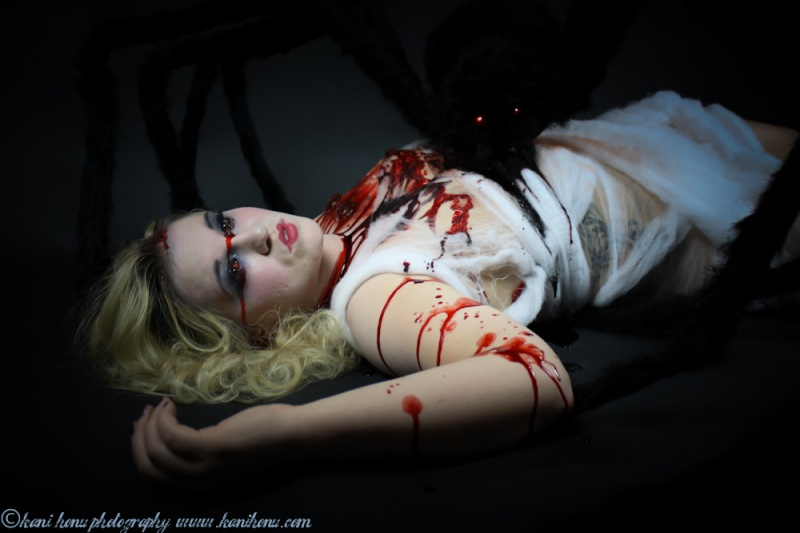 Female model photo shoot of Fatima MUA  in texas