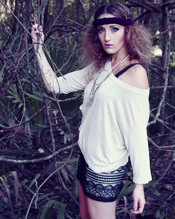 Female model photo shoot of Make-up by Rae and Catherine LoCicero by Emily Rose Roman, wardrobe styled by Cherie Pickett
