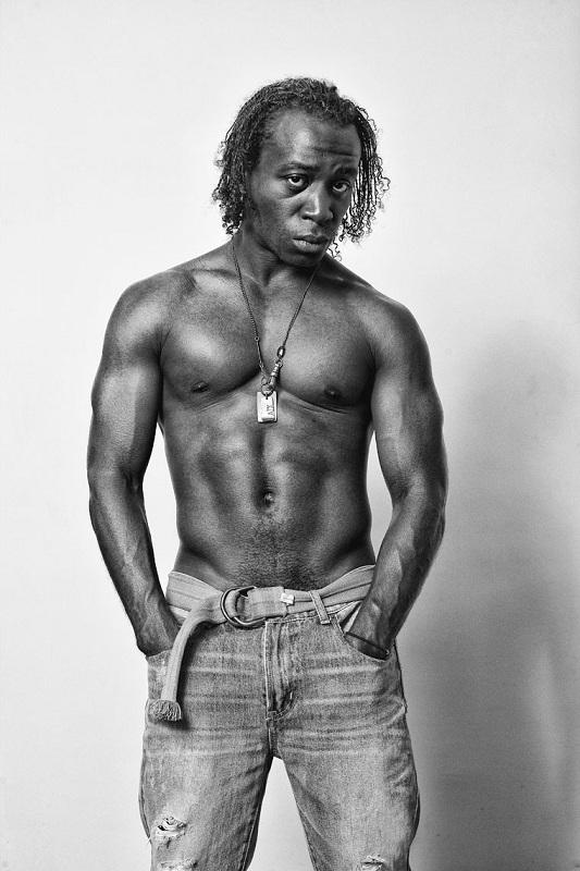 Male model photo shoot of Evan Jai by BANNA