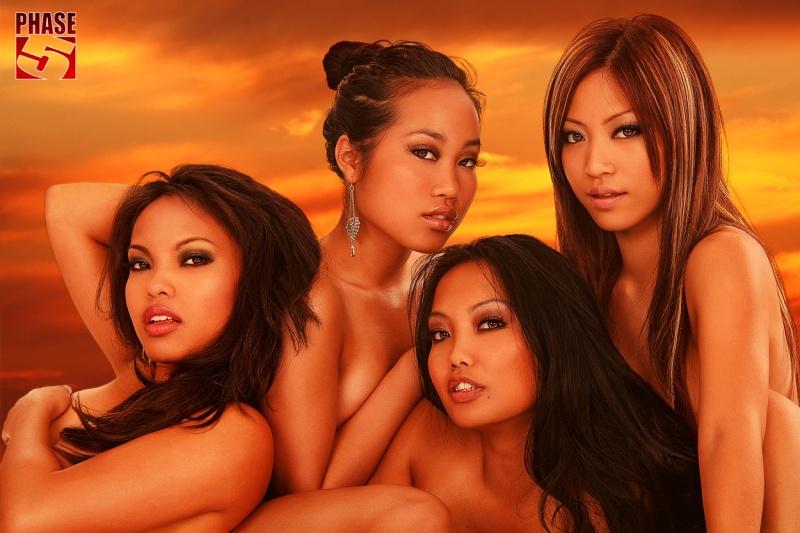 Dreamville, CA Nov 04, 2011 Phase 5 Photography Phase 5 presents Julz, Brandy, Azaylia & Adriana