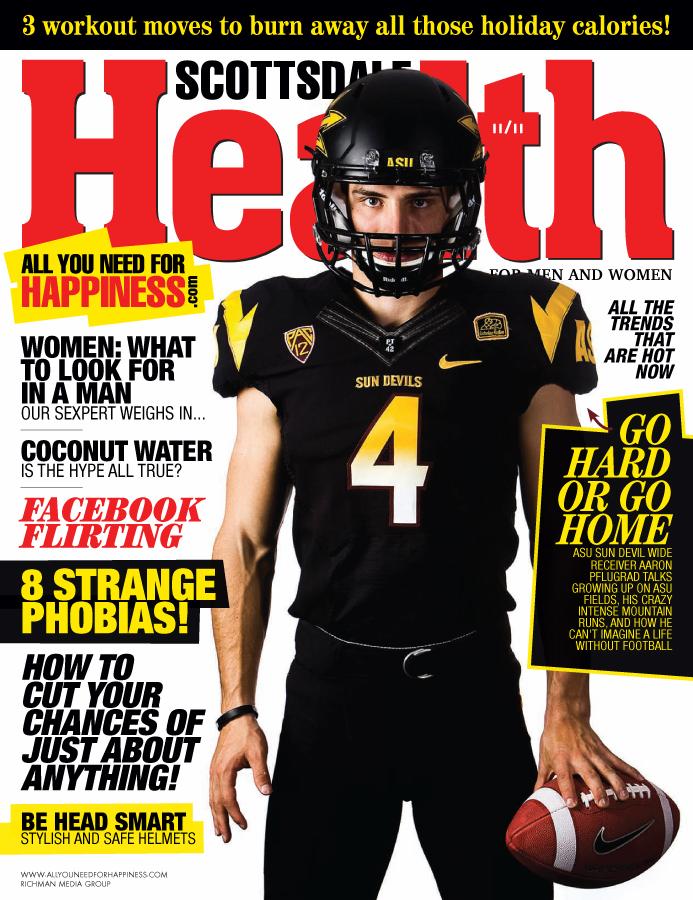 Nov 04, 2011 JP 2011 Scottsdale Health Magazine - November 2011
