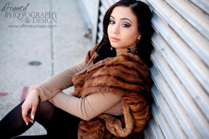 Female model photo shoot of Soukaina Jhynene  by DFinney Photography