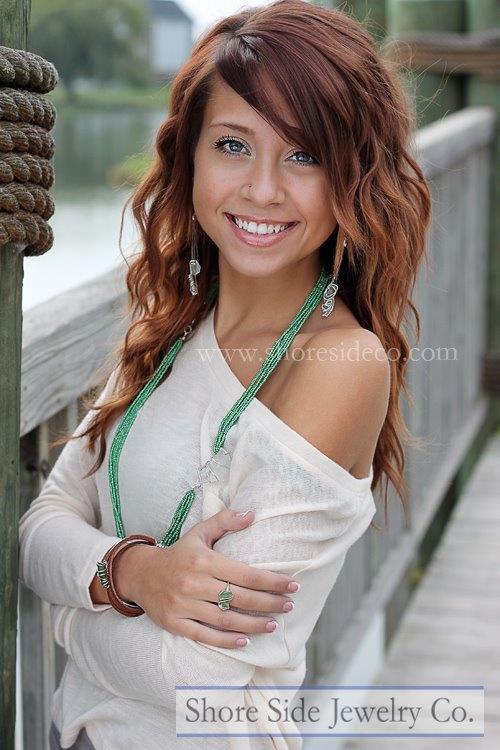 Female model photo shoot of Shore Side Co