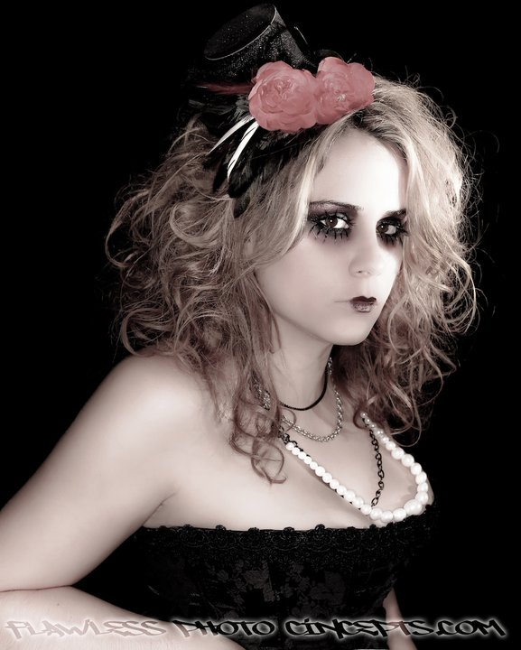 Female model photo shoot of Carrie Katana in Miami