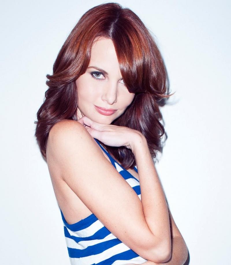 Female model photo shoot of AMAJOR