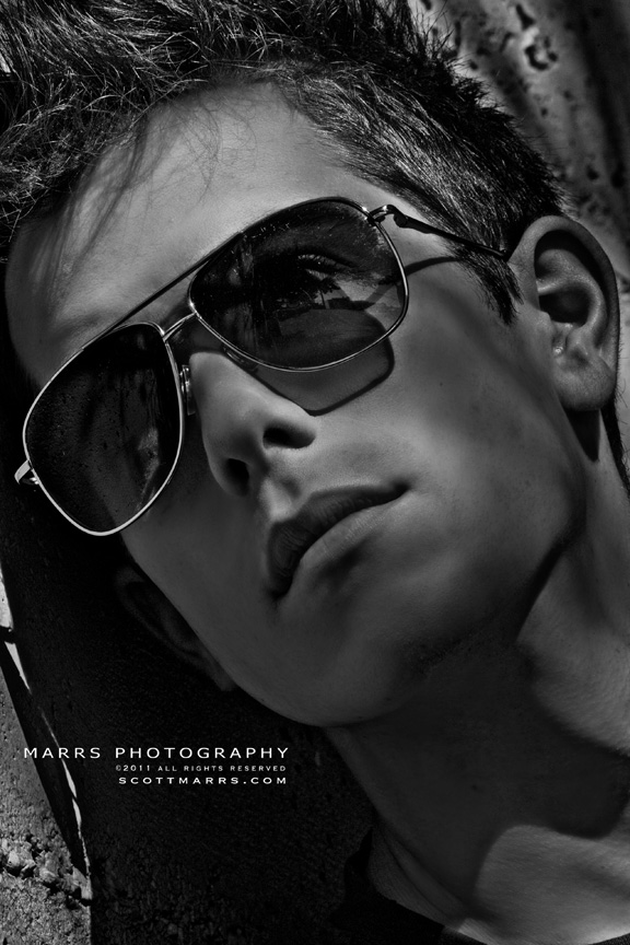 Male model photo shoot of Nathaniel Daniels by Marrs International in San Francisco