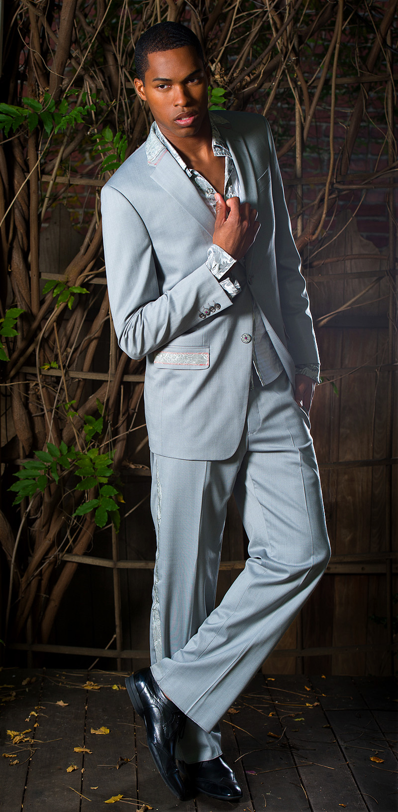 The Intown Uptown Inn, Washington, DC Nov 09, 2011 © Dave McIntosh Clothing Designer: Stella Bonds - Model: Nick Anthony - Photographer: Dave McIntosh