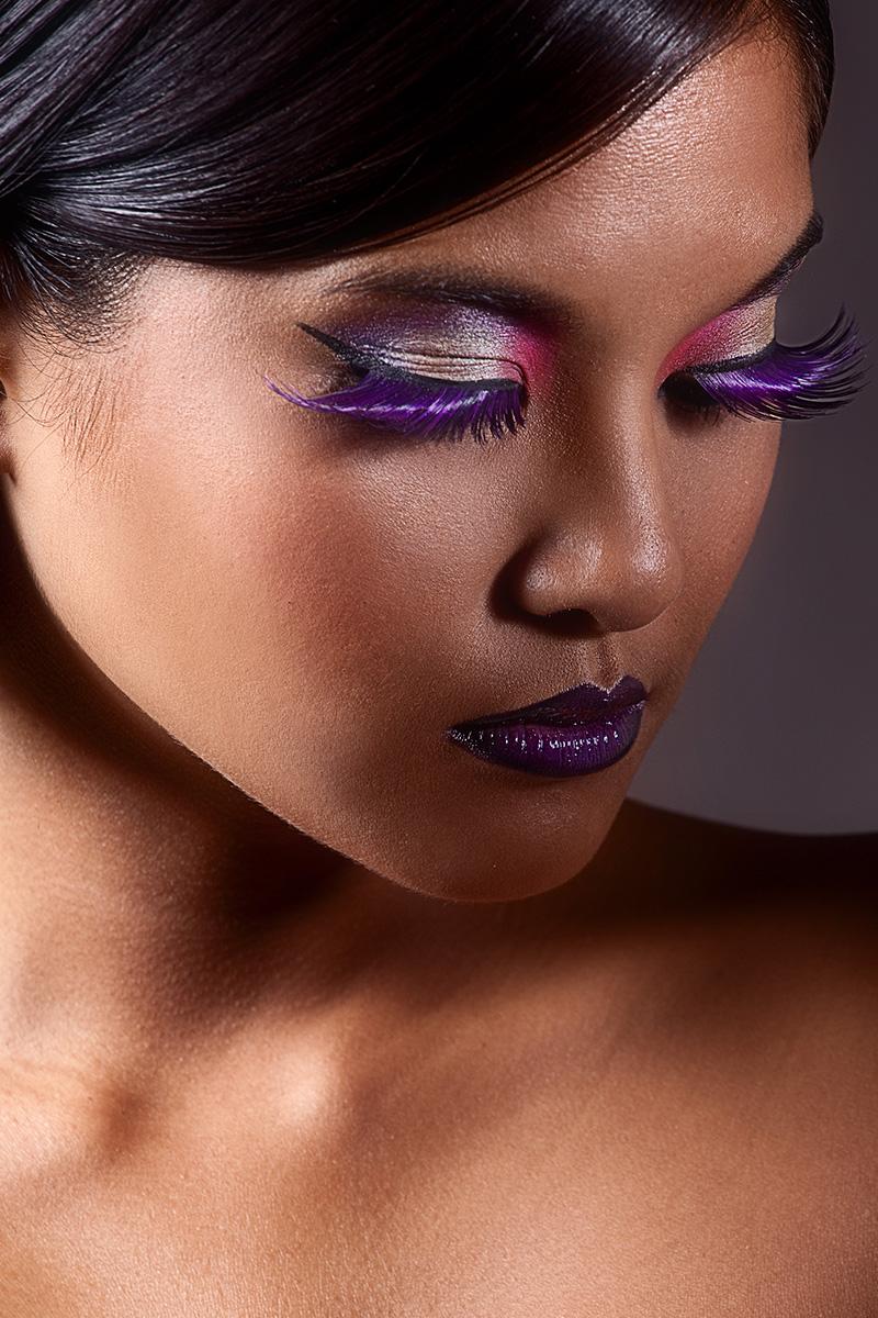 Female model photo shoot of CC Moten