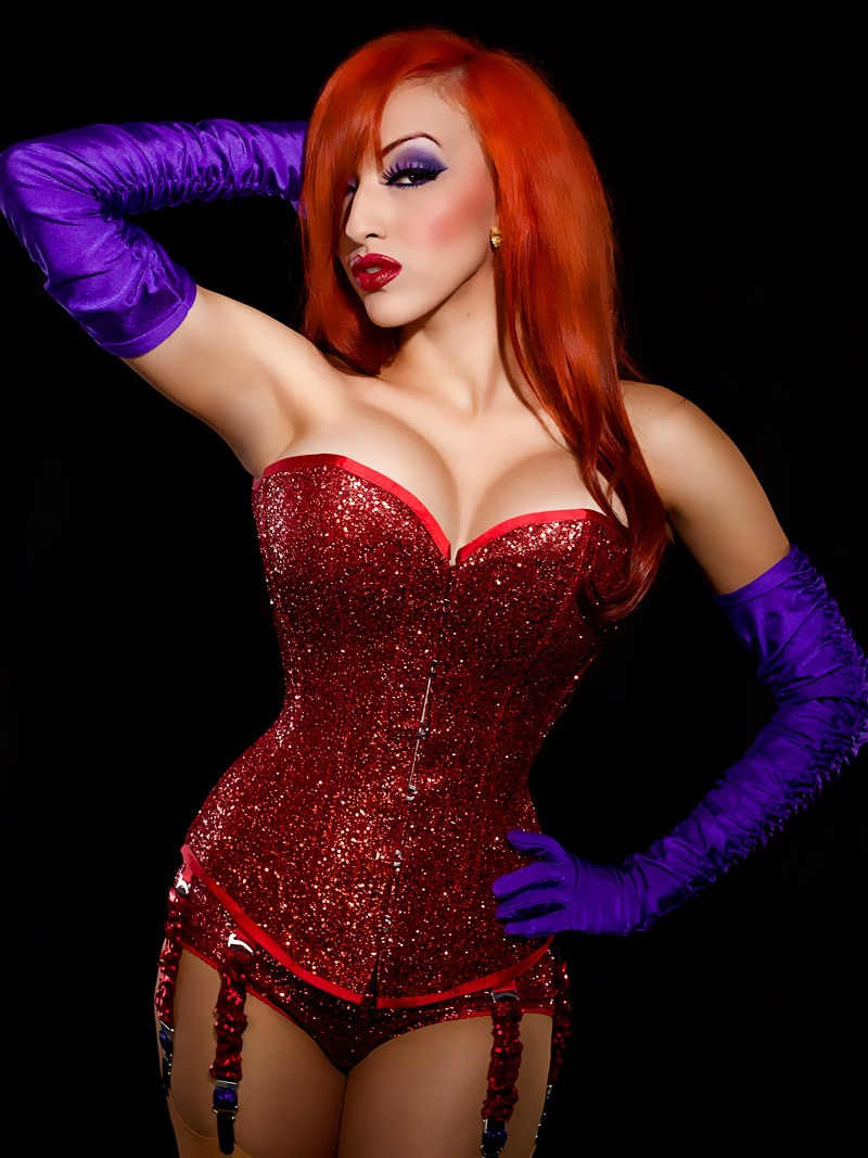 Nov 10, 2011 Jessica Rabbit (Modernized)