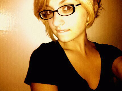 Nov 11, 2011 I sometimes wear glasses.