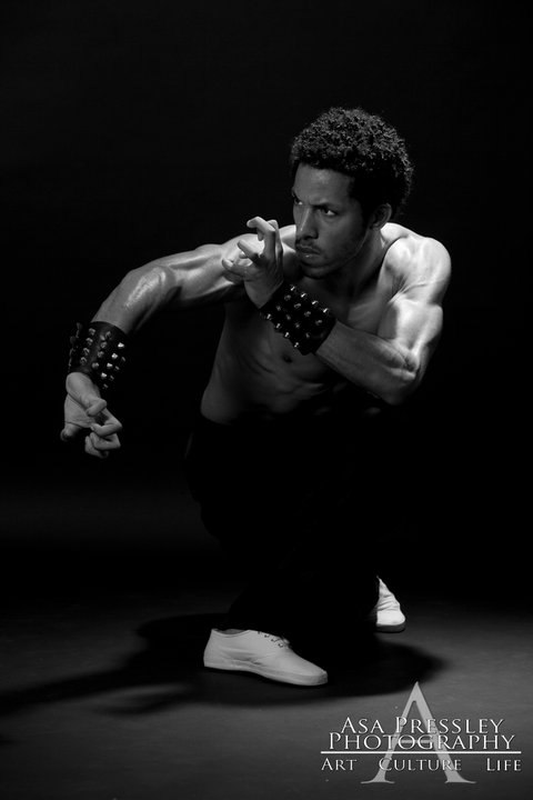 Male model photo shoot of Lavell