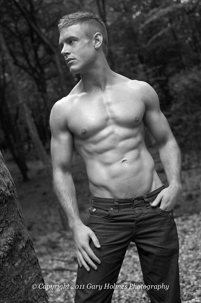 Male model photo shoot of Matthew James II in Winchester