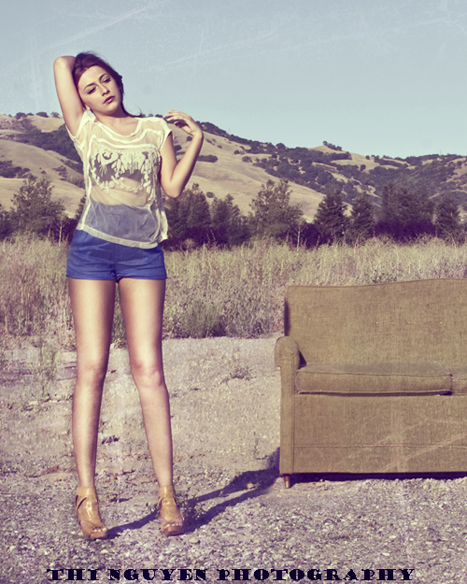 San Jose Nov 14, 2011 Thi Nguyen Model: Chloe Stylist/Coordinator: Dora Danh