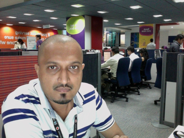 Mumbai, India Nov 15, 2011 the Bald look
