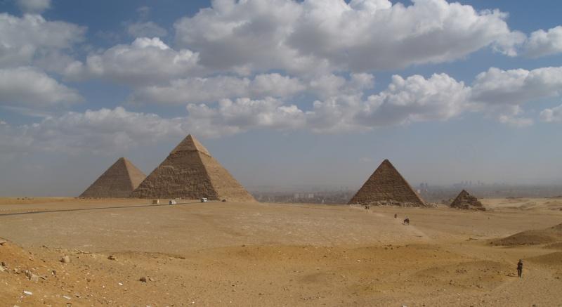 Cairo, Egypt Nov 15, 2011 DJRicky Three Kings