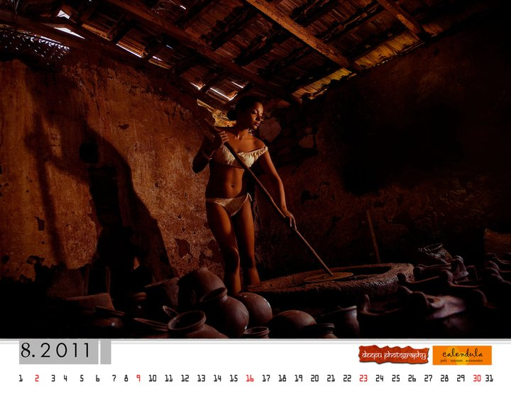 India Nov 15, 2011 Deepu Nair Calendar 2011
