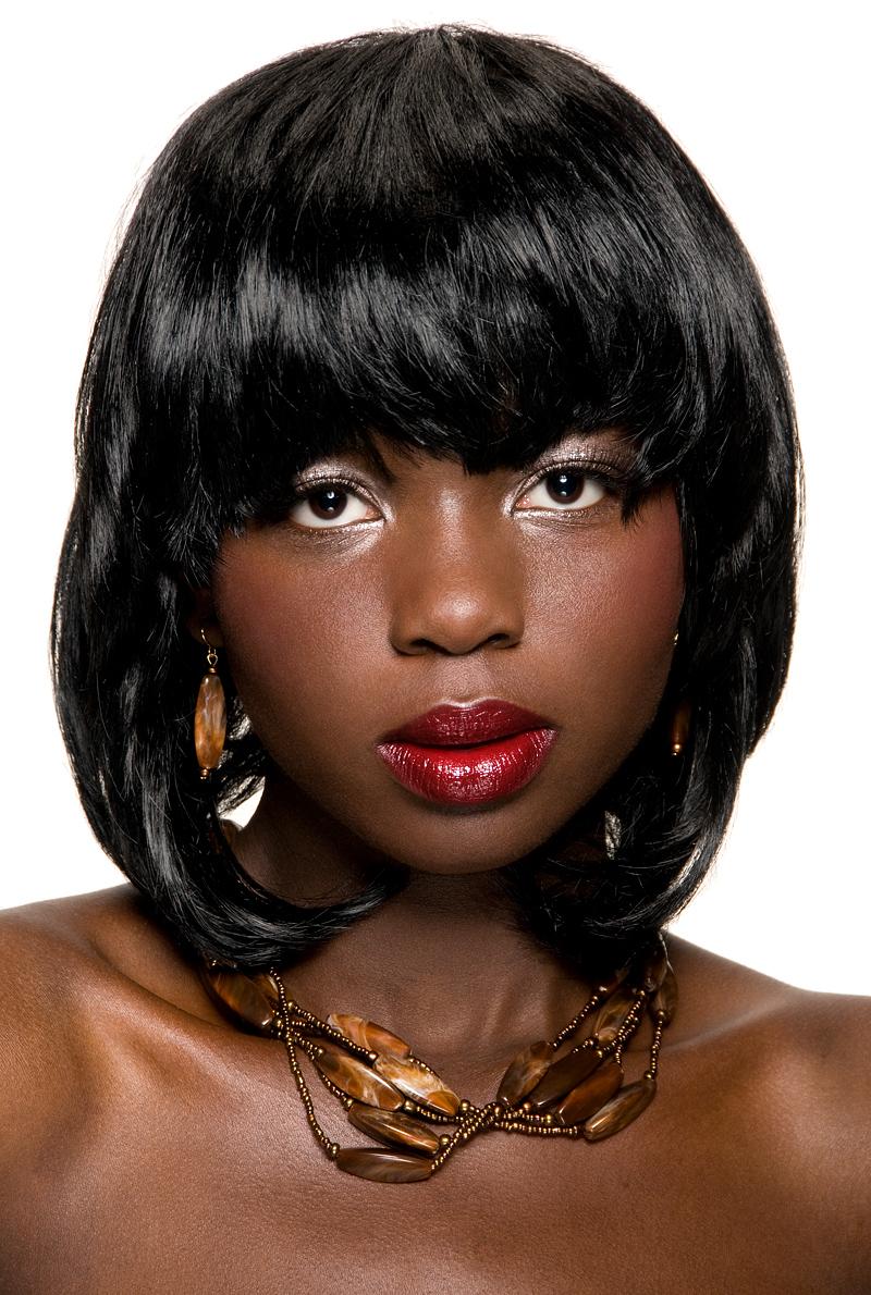 Reston Studio Nov 16, 2011 © Thomas Van Dyke Model: Senya Donkor (Miss. Ghana USA 2011) - Photographer: Thomas Van Dyke