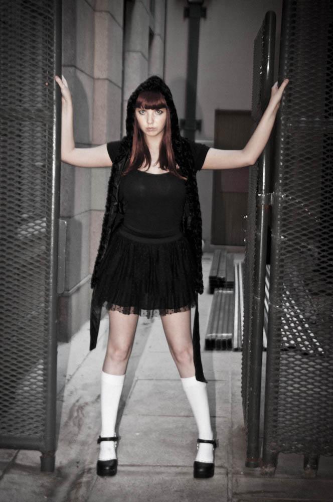 Brisbame CBD Nov 16, 2011 Glamour Photoshoot