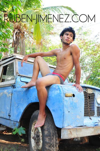 Male model photo shoot of RUBEN JIMENEZ in Granada, Nicaragua
