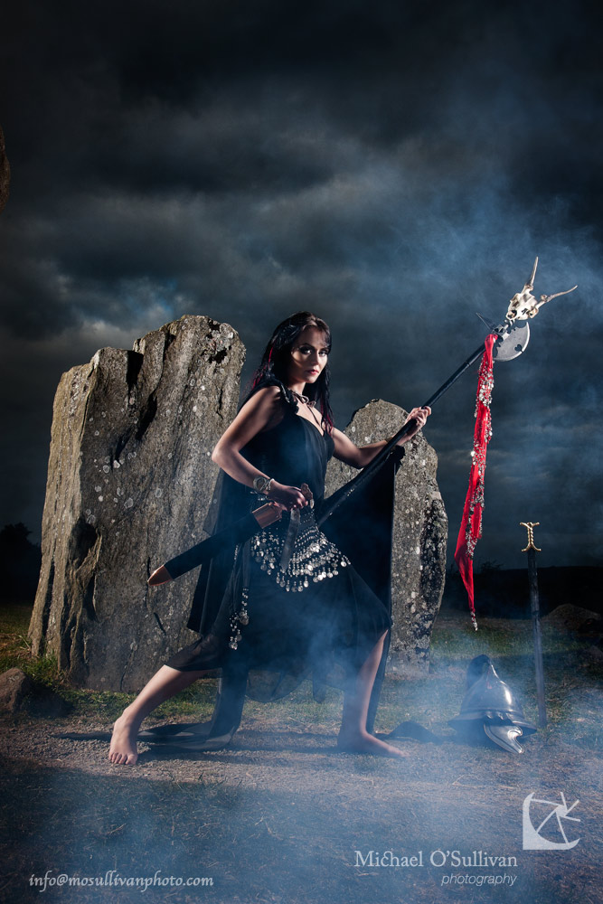 Nov 18, 2011 Michael OSullivan The Celtic Goddess The Morrigan