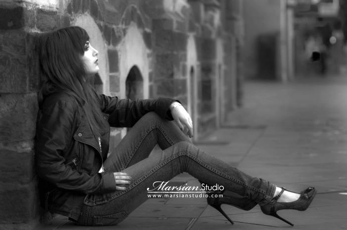 Female model photo shoot of SophC