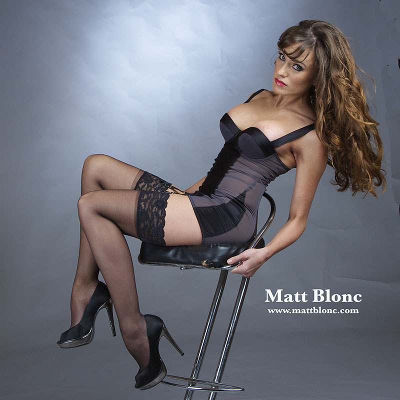 Male and Female model photo shoot of Matt Blonc and Rachel Bond Model