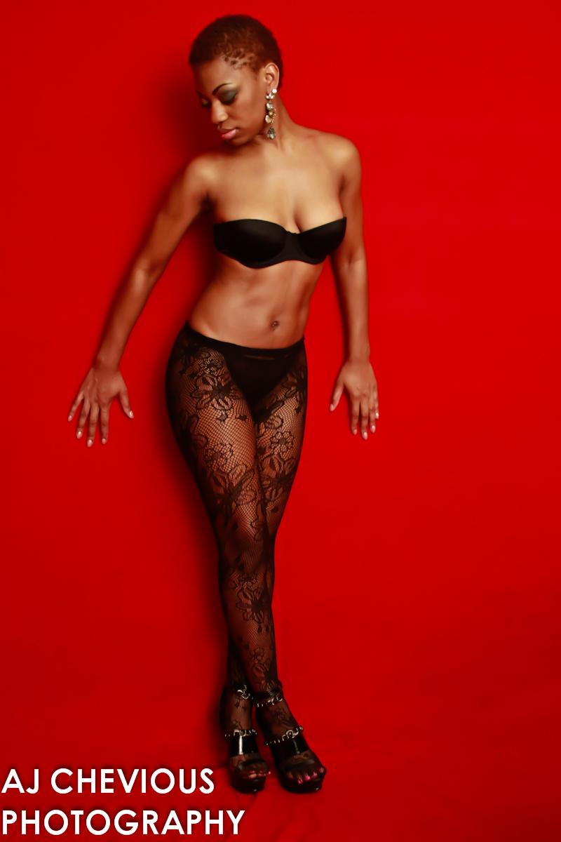 Female model photo shoot of ebony keaton by AJCHEVIOUS